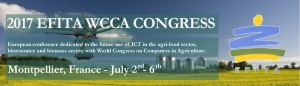 Food & AgriTech: the 11th EFITA WCCA Congress is on the way